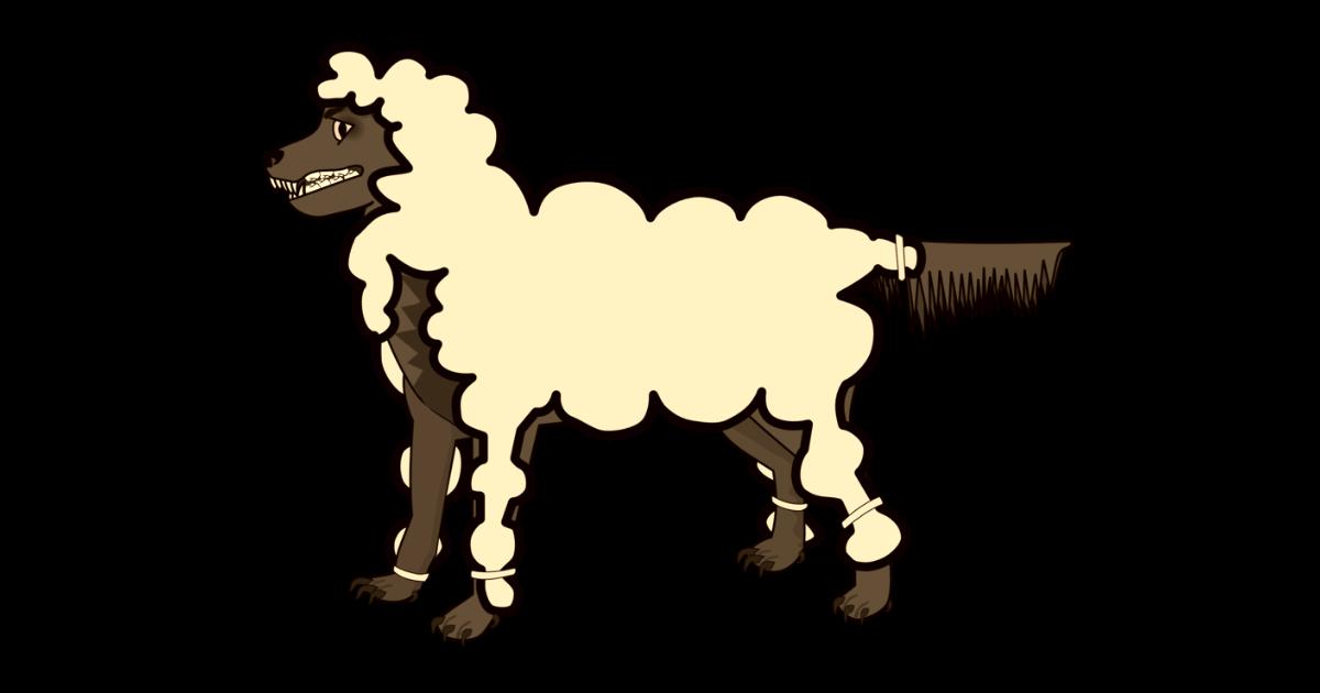 Wolf as Sheep